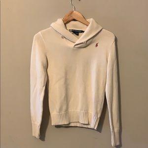 Ralph Lauren sport cream sweater